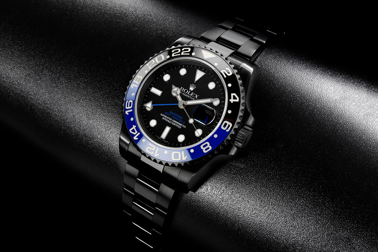 Image of Bamford Watch Department Special Edition Dual Color GMT II