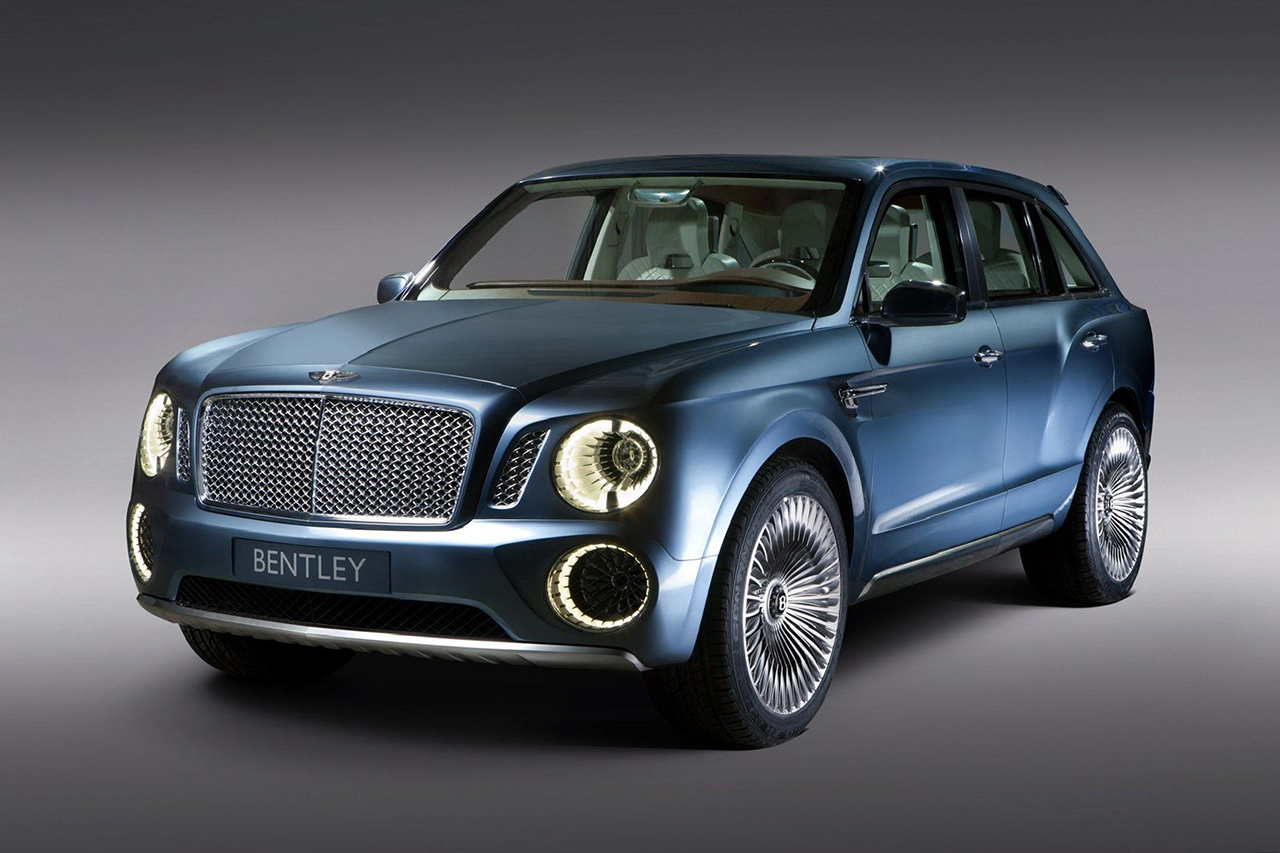 Bentley To Build The World 39 S Most Expensive Suv Hypebeast