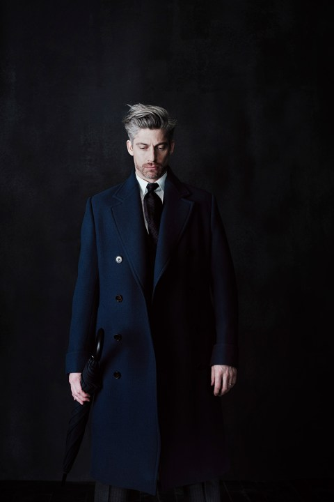 Image of Berluti 2013 Fall/Winter Lookbook
