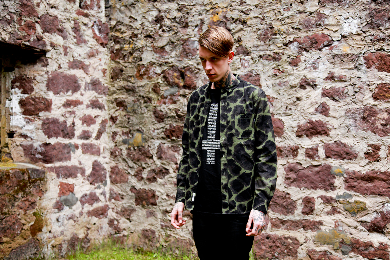"Image of Black Scale 2013 Fall ""Life and Beauty"" Lookbook"