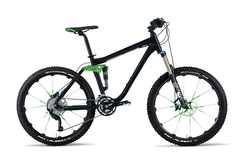 Image of BMW All Mountain Mountainbike
