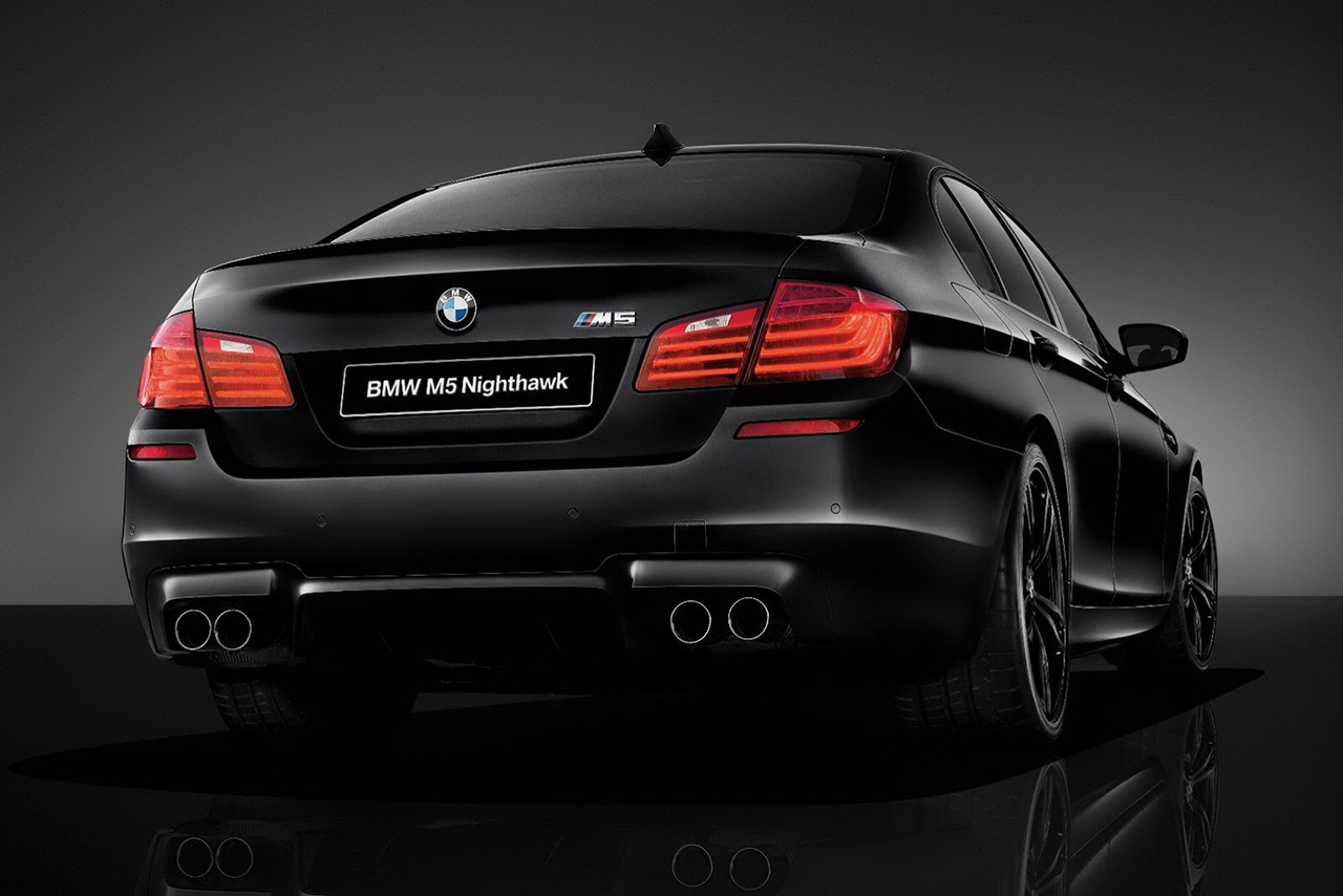 Image of BMW M5 Nighthawk Limited Edition Japan Exclusive