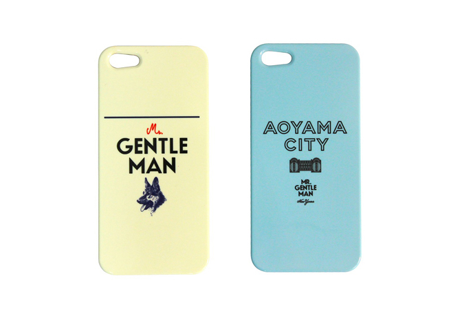 Image of bonjour records x MR.GENTLEMAN iPhone 5 Cases