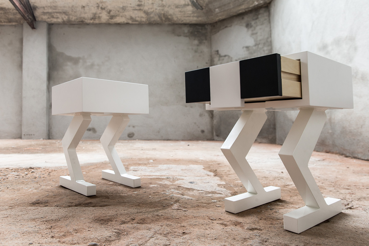 "Image of Boris Tellegen x Case Studyo ""Krux13"" Stool"