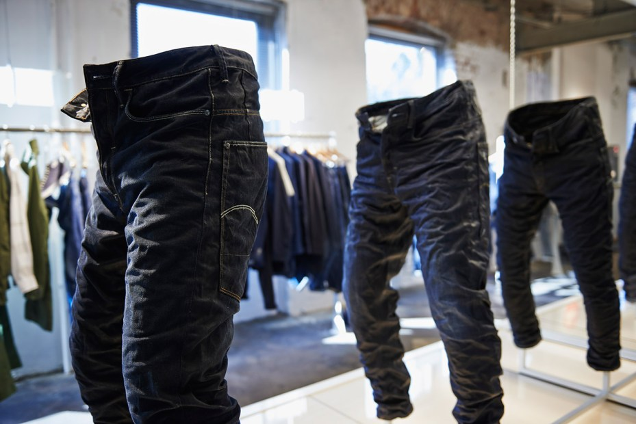 Image of BREAD & BUTTER Tradeshow Summer 2013: G-Star RAW 2014 Spring/Summer Preview