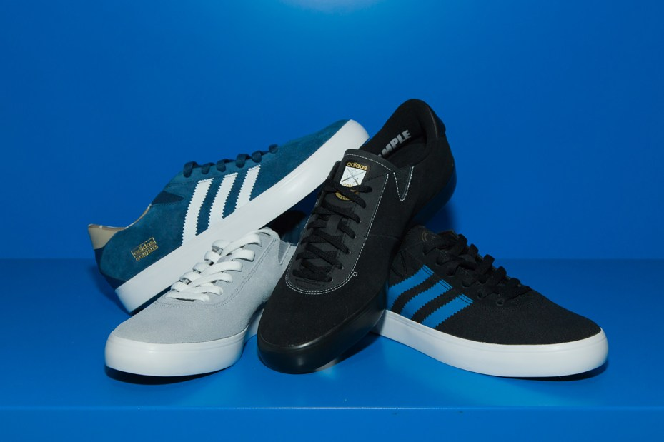 Image of BRIGHT Tradeshow 2013: adidas Skateboarding 2014 Spring/Summer Preview