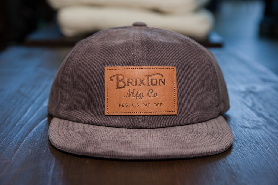 Image of BRIGHT Tradeshow 2013: Brixton 2014 Spring/Summer Preview