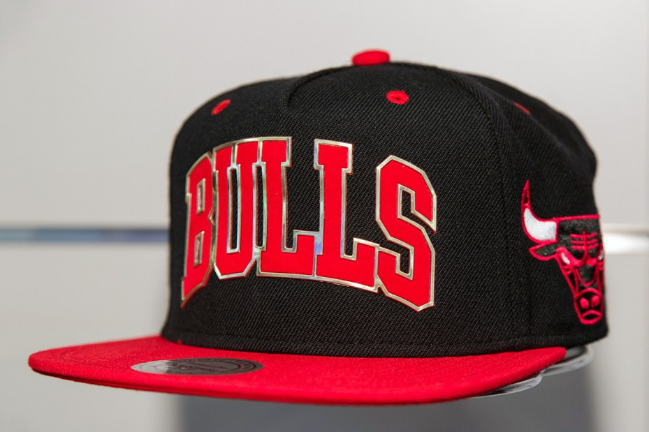 Image of BRIGHT Tradeshow 2013: Mitchell & Ness 2014 Spring/Summer Preview