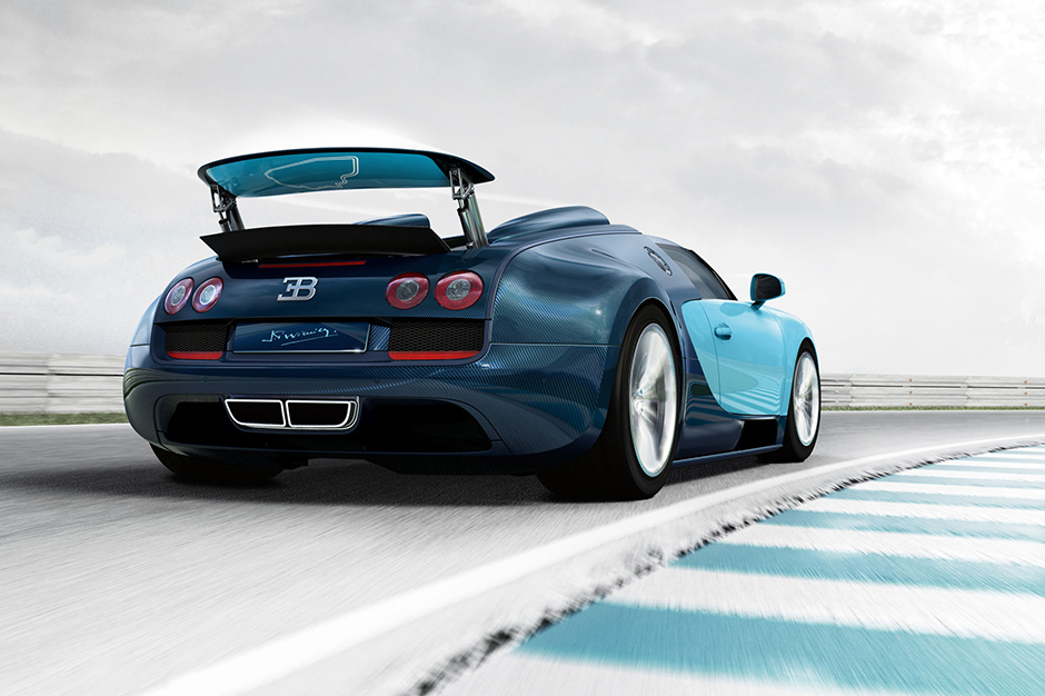 Image of Bugatti Legends Veyron 16.4 Grand Sport Vitesse Jean-Pierre Wimille Edition