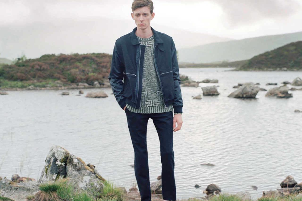 "Image of BWGH 2013 Fall/Winter ""Stonehaven"" Lookbook"