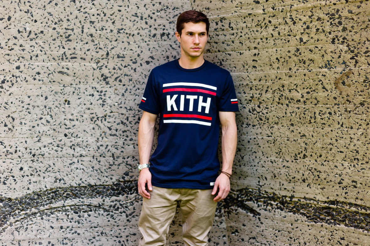 Image of BWGH x Kith 2013 July 4th Collection