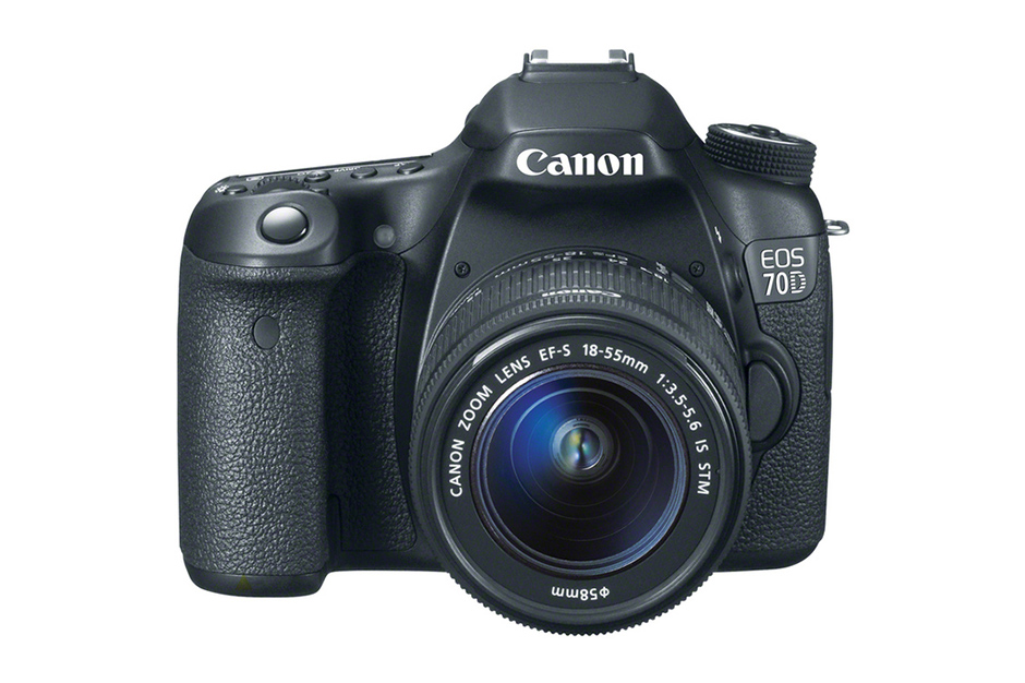 Image of Canon EOS 70D