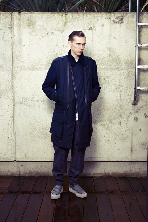 Image of Casely-Hayford 2013 Fall/Winter Lookbook