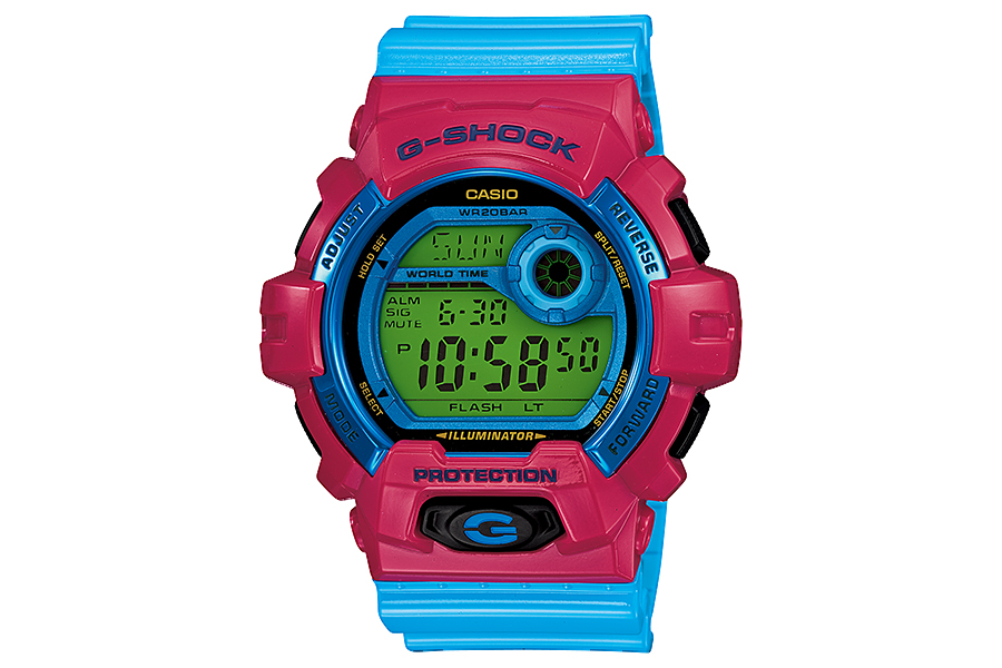 "Image of Casio G-Shock 2013 Summer ""Crazy Color"" Collection"