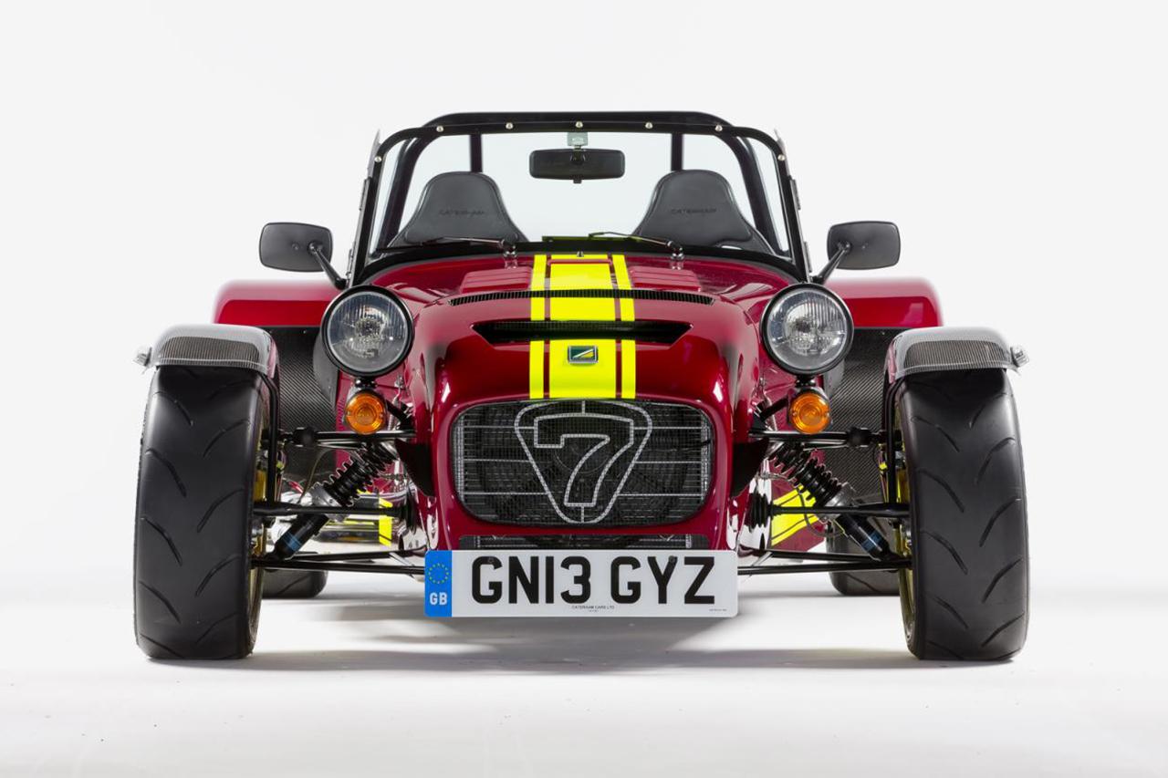 Image of Caterham Unveils the 620R