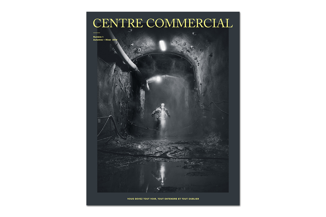 Image of Centre Commercial Magazine 2013 Fall/Winter Issue 1