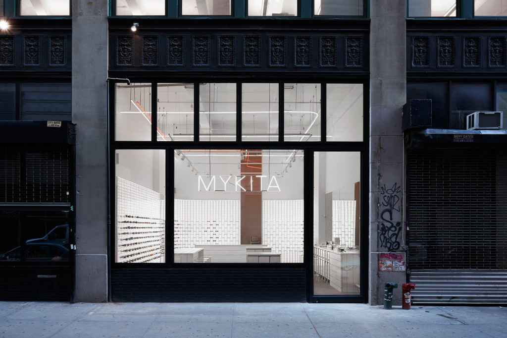 Image of Check Out MYKITA's New NYC Boutique