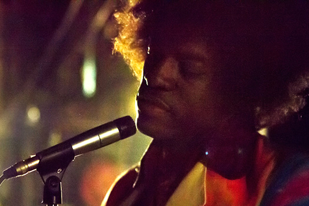 Image of Check Out the First Picture of André 3000 as Jimi Hendrix from a New Biopic