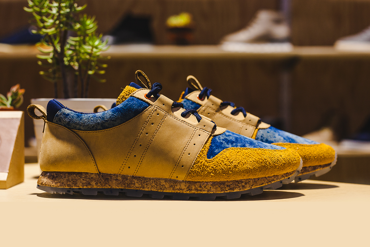 Image of Agenda LBC: AXS Folk Technology x CLAE 2014 Spring/Summer Mills Runner