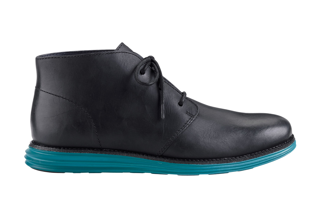 Image of Cole Haan 2013 Fall LunarGrand Chukka Colorways