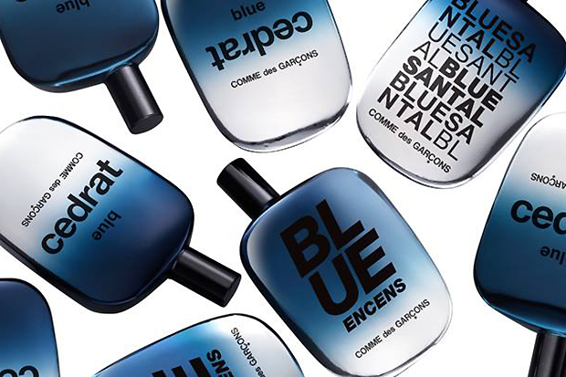 Image of COMME des GARCONS BLUE INVASION Fragrances