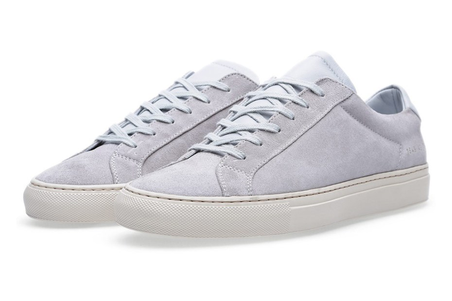 Image of Common Projects 2013 Fall/Winter Suede Vintage Low Collection