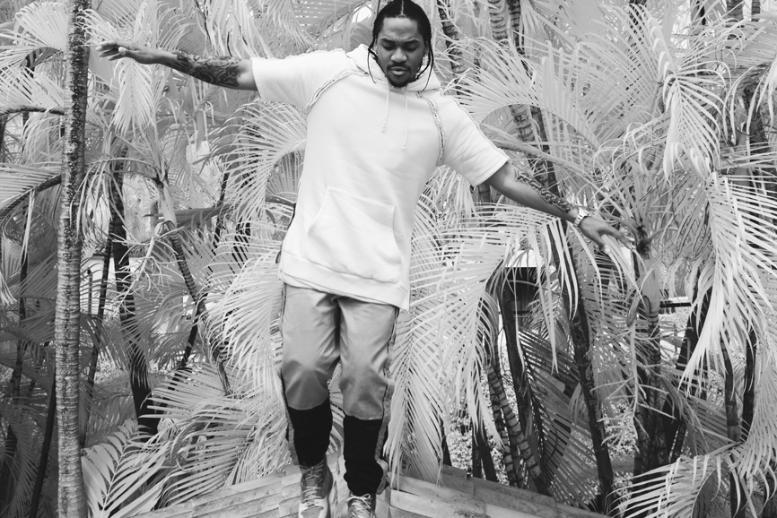 "Image of Complex 2013 Spring/Summer ""Flippin' White"" Editorial featuring Pusha T"
