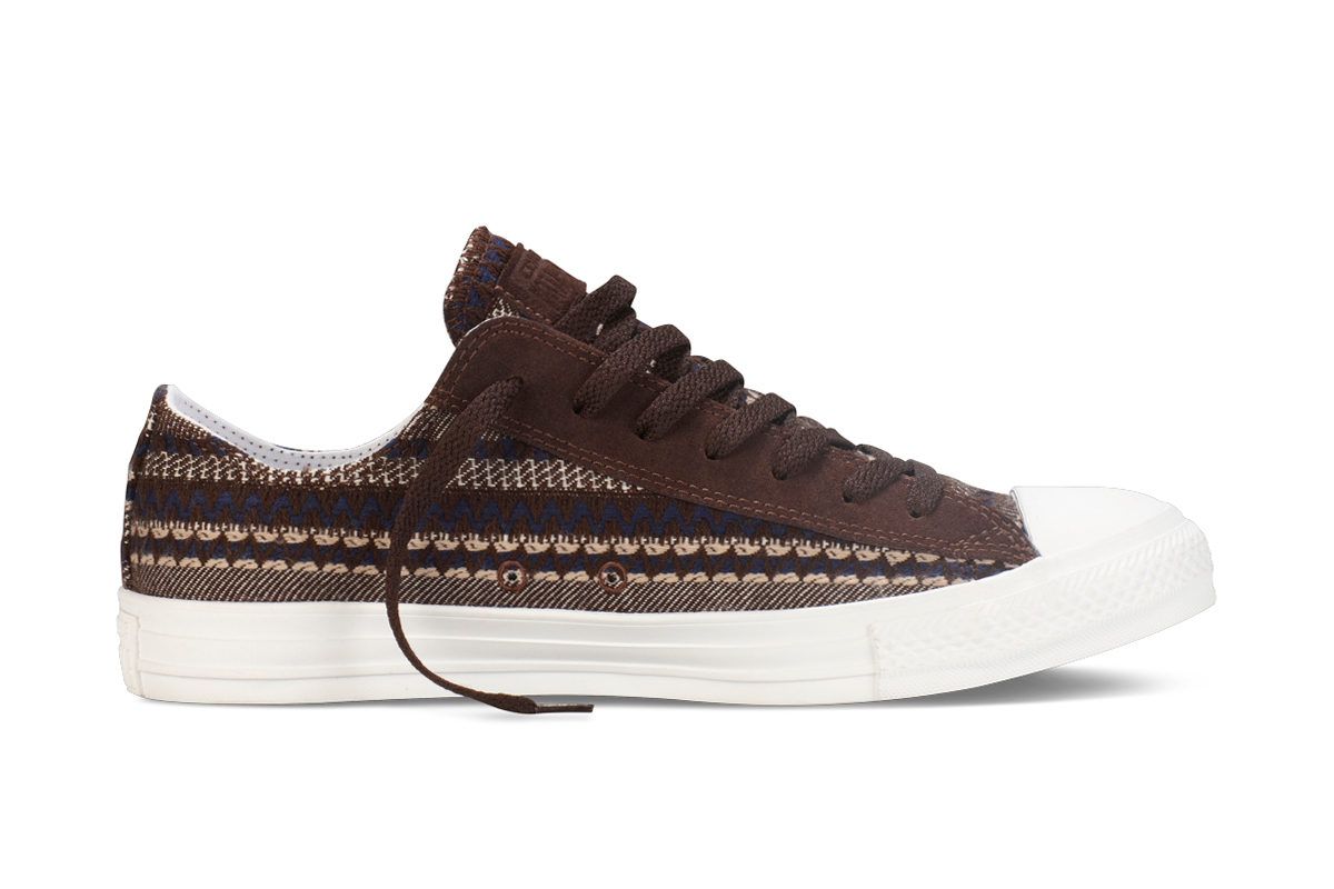 Image of Converse 2013 Fall Chuck Taylor OX Blanket Woven