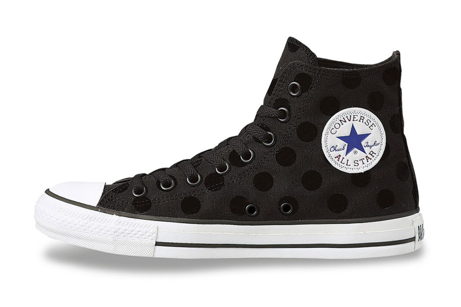 Image of Converse Chuck Taylor All Star FLOCKY DT HI