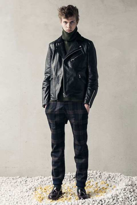 Image of CYDERHOUSE 2013 Fall/Winter Lookbook