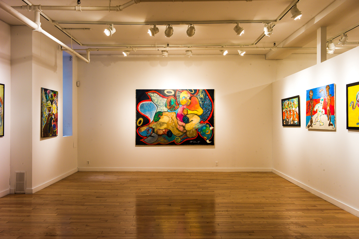 "Image of Dave Ortiz ""The 20 Year Retrospective"" Exhibition Recap"