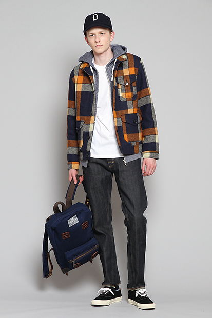 Image of Deluxe 2013 Fall/Winter Lookbook