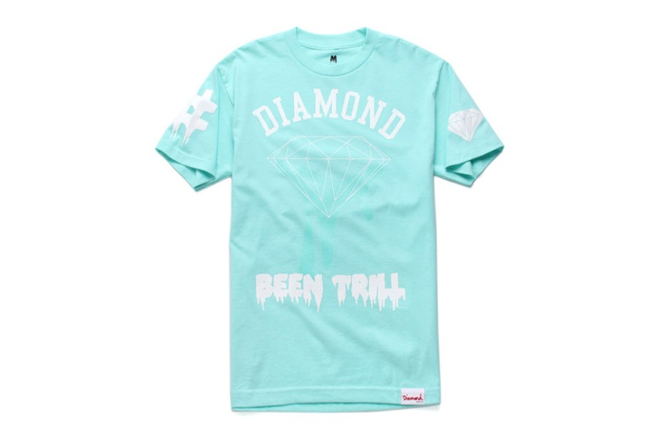 Image of Diamond Supply Co. x Been Trill 2013 Capsule Collection