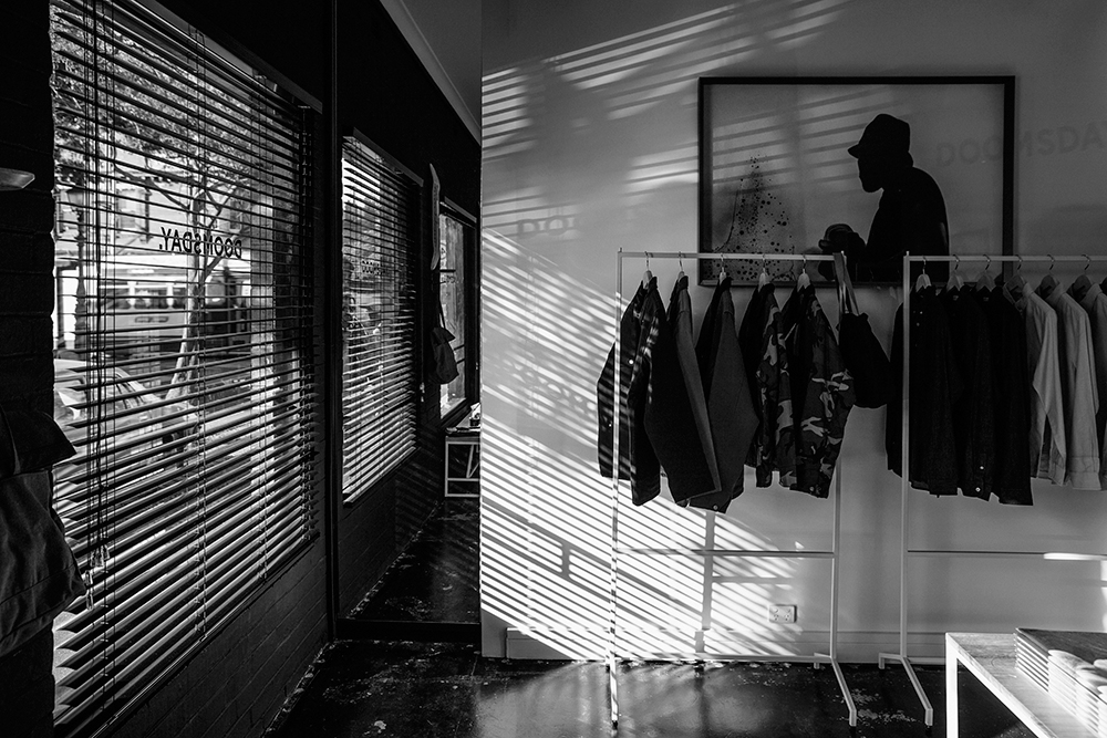 Image of DOOMSDAY. Opens New Retail Space in Melbourne
