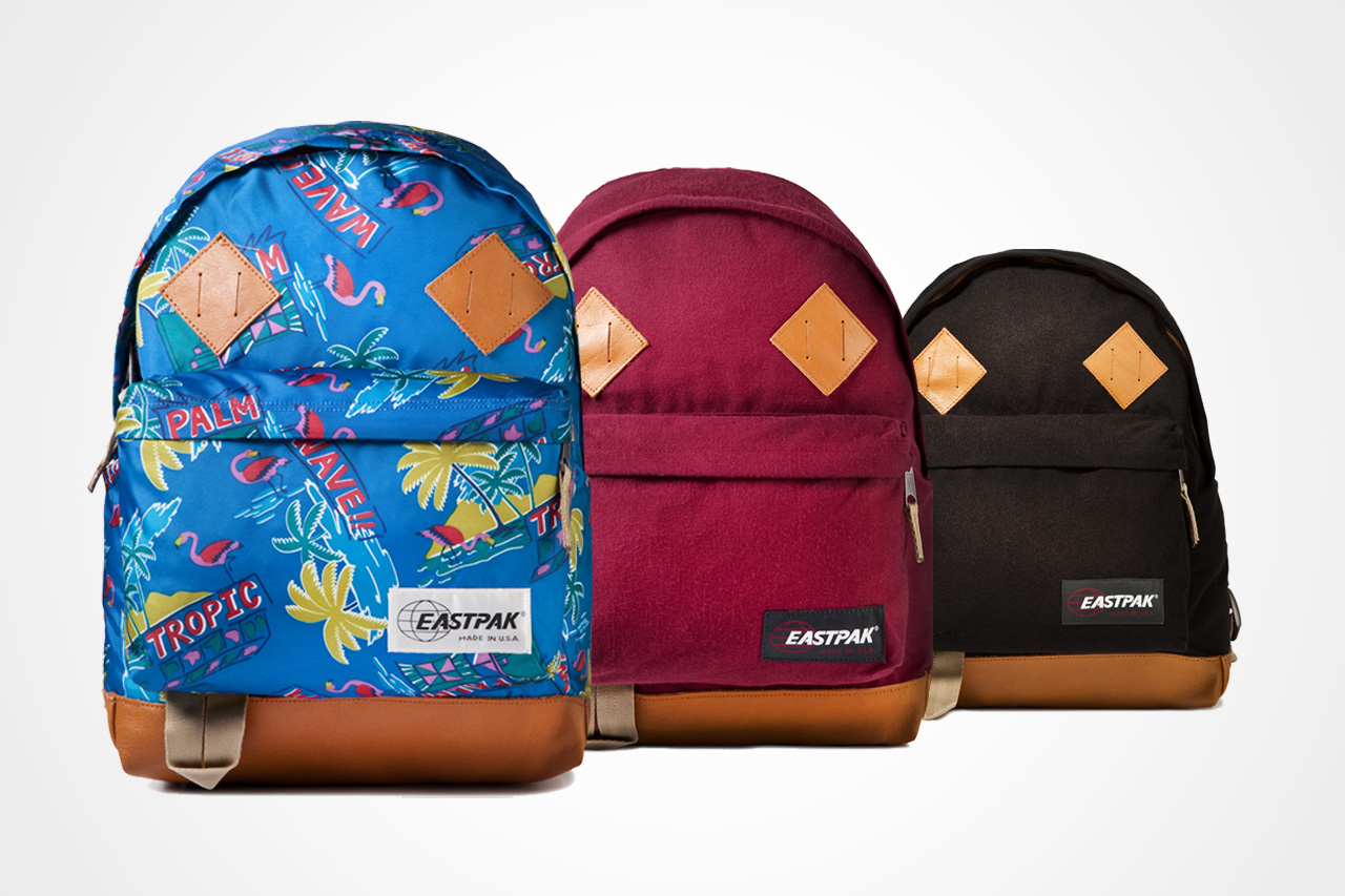 Image of EASTPAK 2013 Spring/Summer Classic Collection