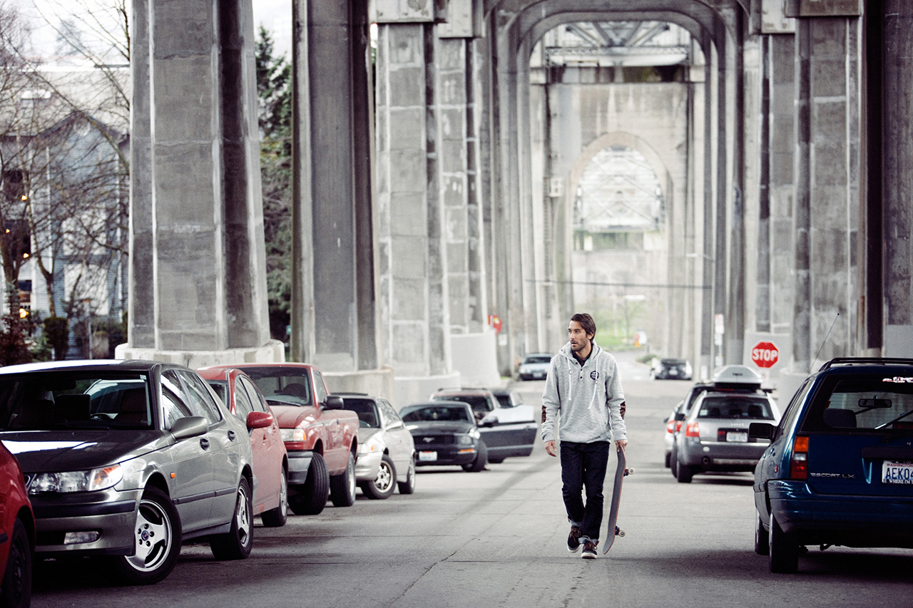 """Image of Element 2013 Fall/Winter """"Hopping Trains In Seattle"""" Lookbook"""
