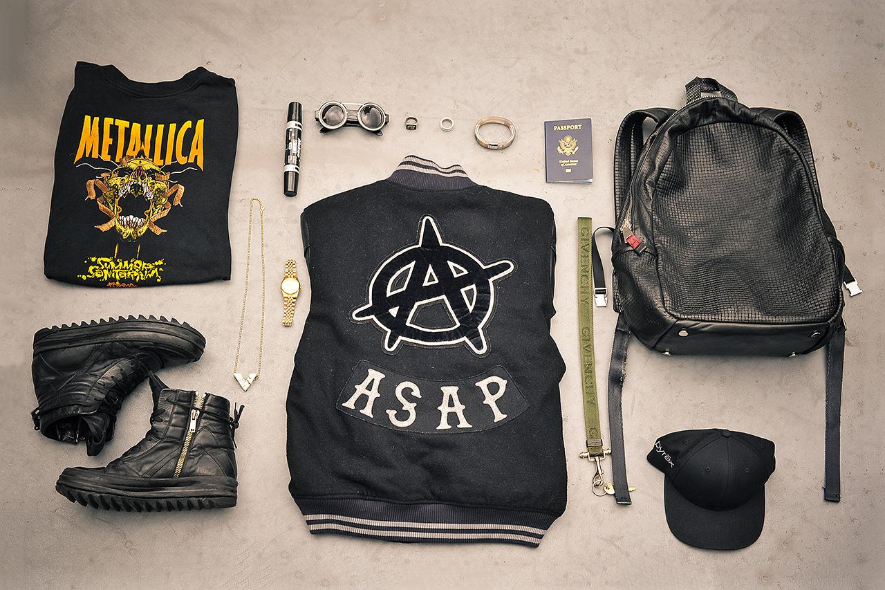 Image of Essentials: A$AP Josh