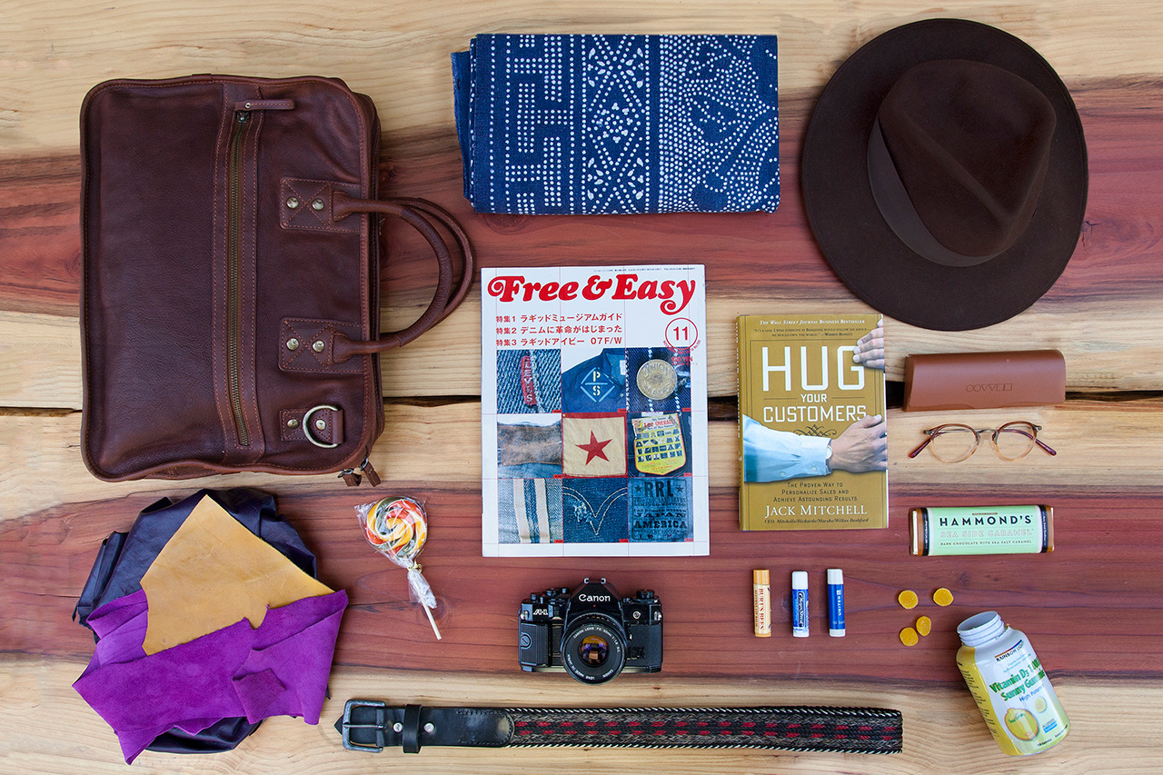Image of Essentials: Will Adler of WILL Leather Goods