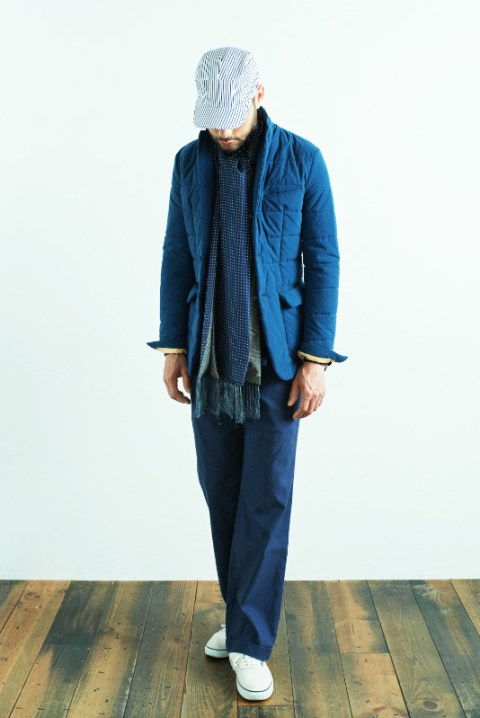Image of ETHOS 2013 Fall/Winter Lookbook