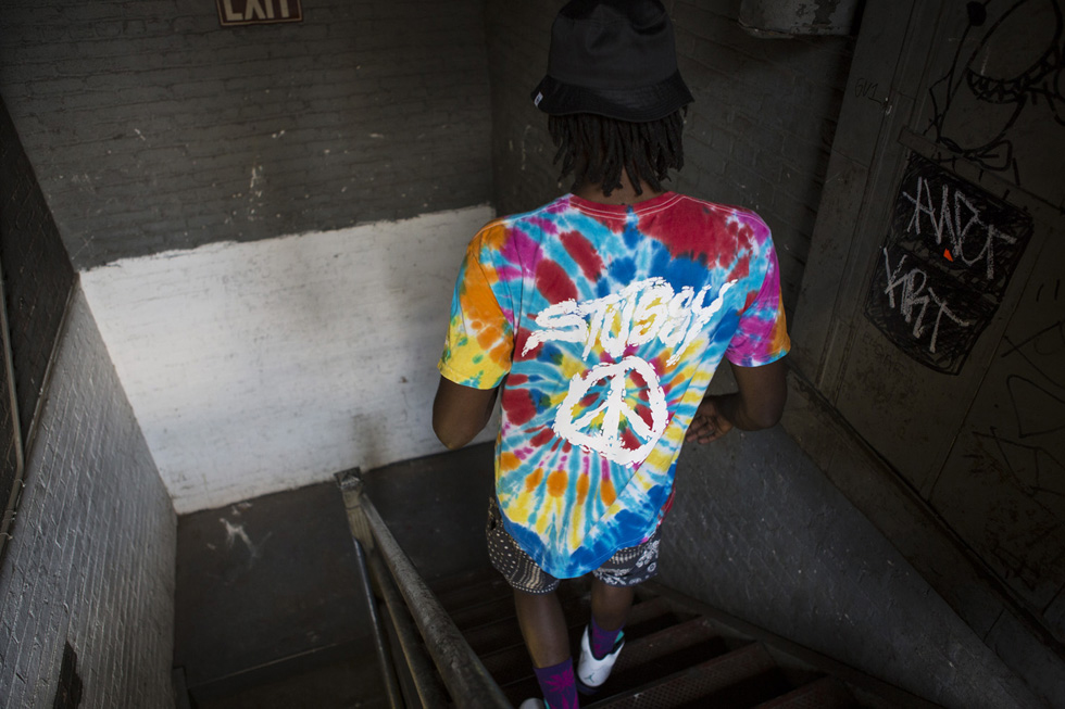 Image of Flatbush Zombies x Stussy 2013 Summer Capsule Collection