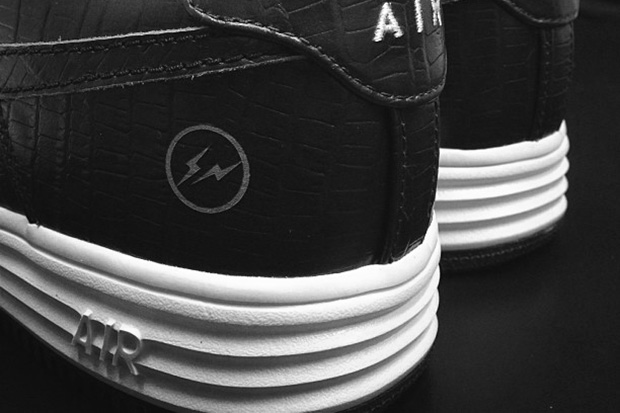Image of fragment design x Nike Lunar Force 1 Preview