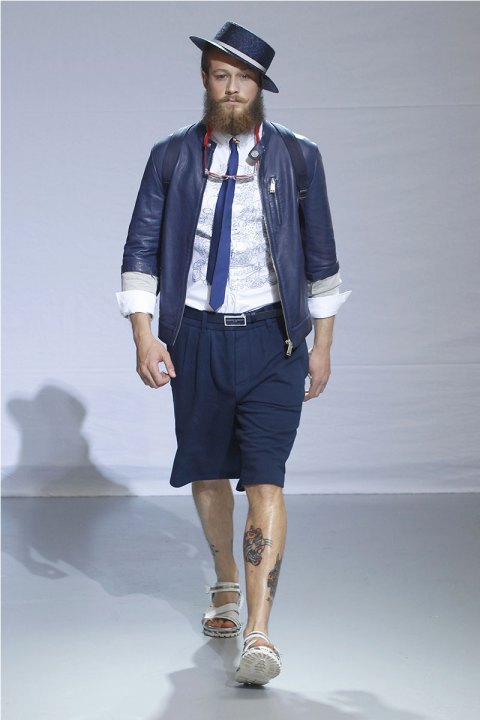 Image of Frankie Morello 2014 Spring/Summer Collection
