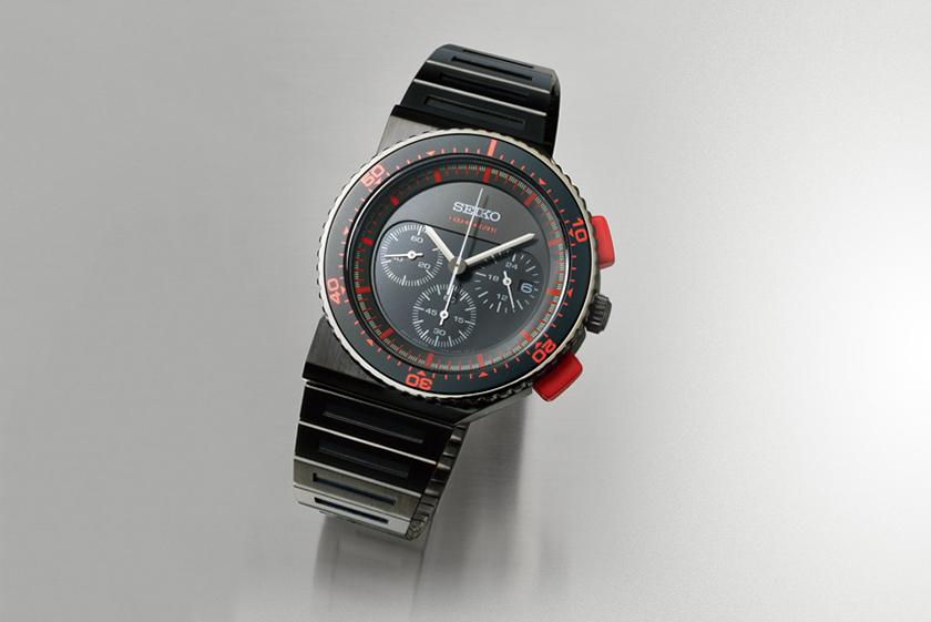 Image of Giorgetto Giugiaro x Seiko 30th Anniversary Speedmaster Chronograph