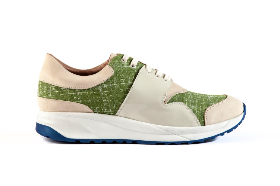 Image of giuliano Fujiwara 2014 Spring/Summer Footwear Collection Preview