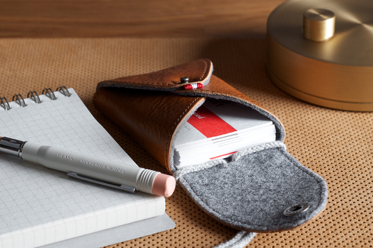 Image of hard graft Box Card Case