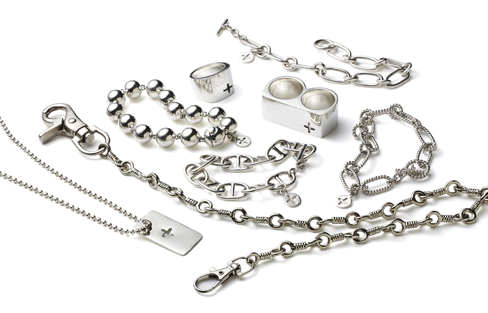 Image of Head Porter Plus Silver Accessory Collection