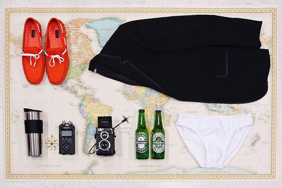 Image of Essentials: Heineken #DROPPED