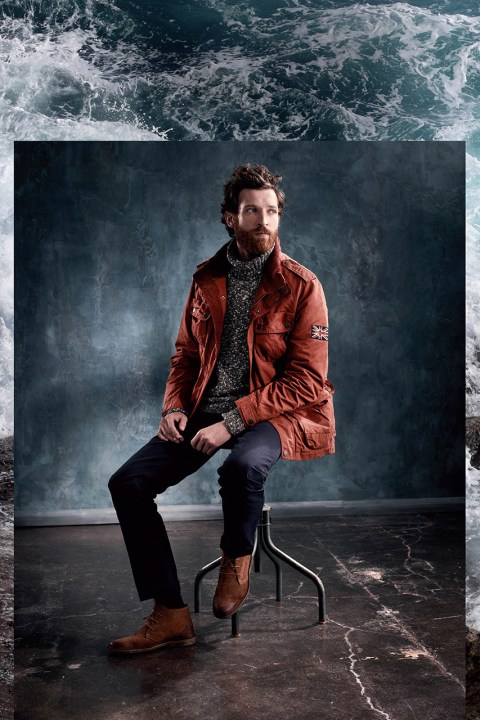 Image of Henri Lloyd 2013 Fall/Winter Lookbook