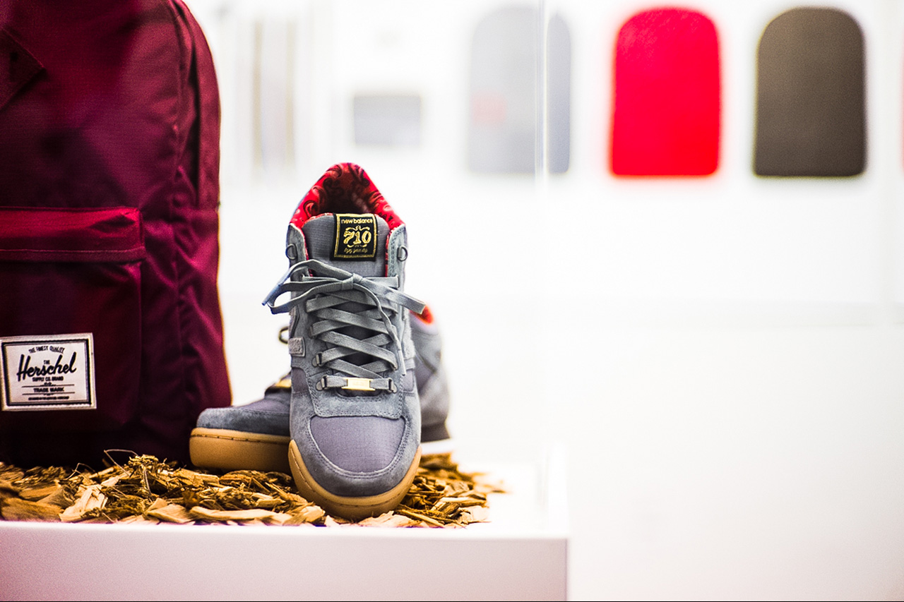 Image of Herschel Supply Co. x New Balance 2013 Fall/Winter Collection Launch Recap