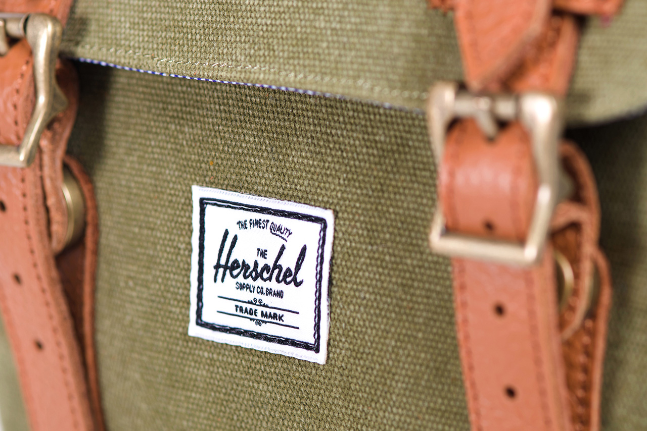 Image of Herschel Supply Co. 2013 Classic Cotton Canvas Collection